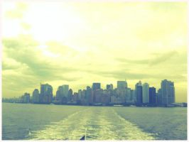 Leaving Manhattan by SeiMissTake