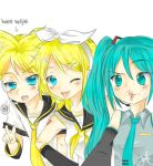 First, let we take a selfie - vocaloid by mewri