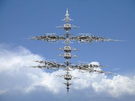 weathervane by Oxnot
