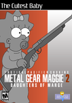 Metal Gear Maggie 2 by Gazmanafc