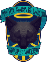 May the Fox be with You. RIP Vader. by zombie
