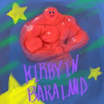 Swole Kirby by DotintheParadox