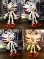 custom Hyper Shadic figure by HyperShadow92