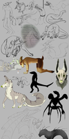 Sketch Dump Or Whatever by xXNuclearXx