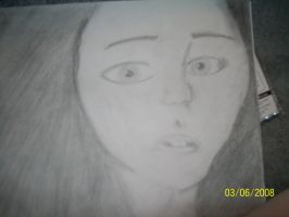 Miley Cyrus Drawing part 2 by DemiFan101