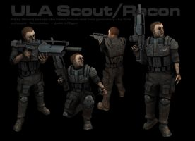 ULA light scout recon by strangelet