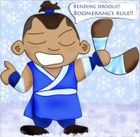 Sokka Chibified by mon-mothma