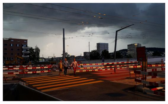 Zurich before the storm 2 by 13-septembre