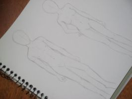 body study xD by DoceSonho