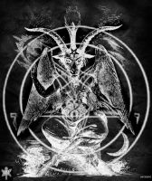 Sabbatic Baphomet by DBlackthorne