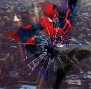 Shattered dimensions 2 (with extra glass) by Ethanyakhin