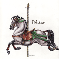 Contest Entry-Dalibor Carousel by lunatteo