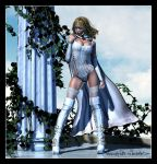 The White Queen - Emma Frost by Aphrodite-NS