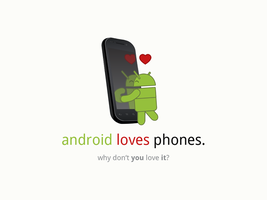 Android Wallpaper by laprasek
