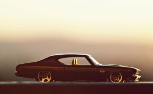 Chevelle SS by Csipesz
