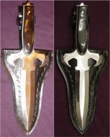 Pakistani Hunting Knife Prop by FantasyStock