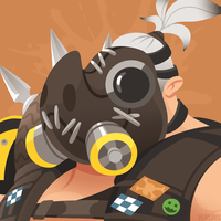OW - Roadhog by Versiris