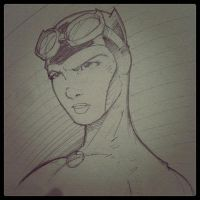 Catwoman by kevinbriones