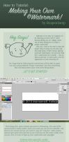 Making Your Own Copyright Watermark Tutorial by ReaperClamp