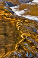 Gold River by lawra