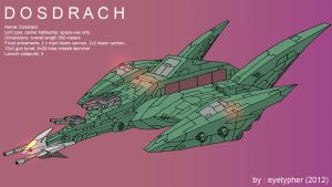 Battleship - Dosdrach by eyetypher