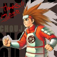 Chouji XD and Thanks for 19K by andy5281
