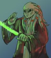 Kit Fisto by KimchiCrusader