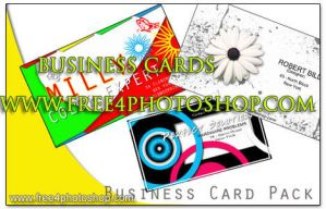 Business Card Template by truemitra