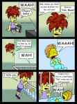 Bob vs. the Baby, pg. 1 by Nevuela