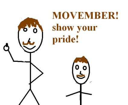 Movember by Britty205