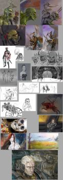 Fairly terrible unfinished art dump by Theocrata