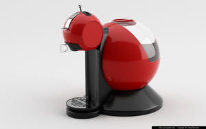 Dolce gusto melody 2 by slographic
