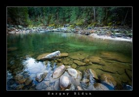 Unseen River... by sergey1984