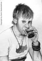 Dominic Monaghan by Cathy86