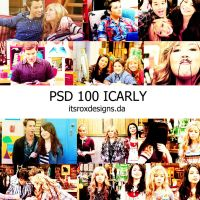 PSD 100 ICarly by itsrockersdesigns