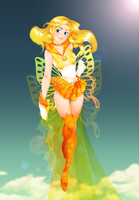 Sailor Sun Light by conejogalactiko