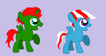 Foals for TheAgentMyers by DibstaRP