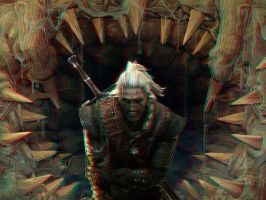 The Witcher 3-D conversion by MVRamsey