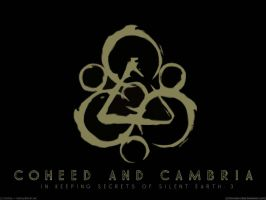 Coheed and Cambria Wallpaper by ChiniUnderUrBed