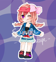Colorful Brights Mini Child Adopt Auction [closed] by indigoescape