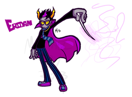 Request Stream - Eridan by MichaelFay