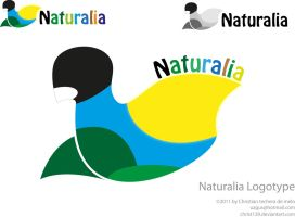 naturalia logotype by christ139