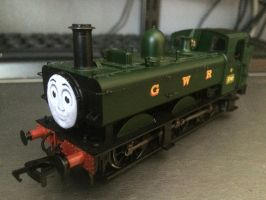 Duck (New Model) by GBHtrain