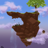 Floating Island by jcnorn