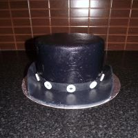 The Hitcher's Hat by MissMarysCakes