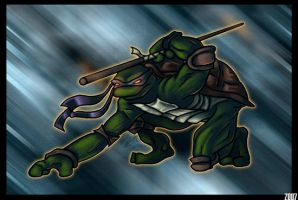TMNT: Don by goma14