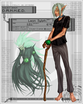 DAMMED App - Leon Sylph by ArchSpike