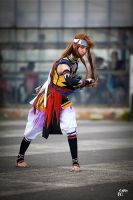 Heisuke is ready to fight! by CocoW-Galaxy