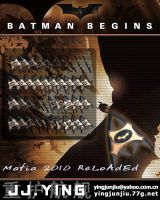Batman Begins by jacksmafia