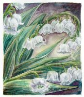 Lily of the Valley by miirgan